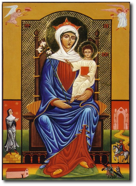 icon Our Lady of Walsingham