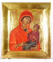 St Anne & the Virgin