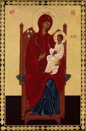 mother of god walsingham