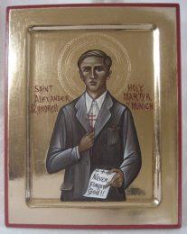 St Alexander Schmorell