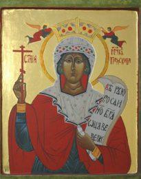 St Parasceva